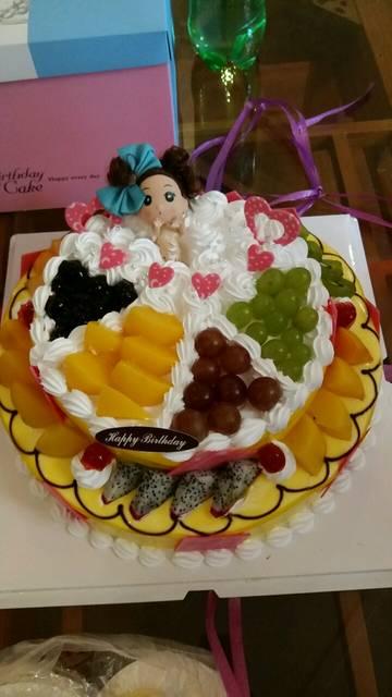 都来晒晒宝宝一周岁的生日蛋糕吧