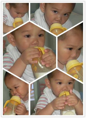 像我家宝宝喝美国品牌的奶粉就容易上火,便便就一直不顺利,你也不能讲