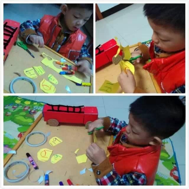 幼儿园硬纸盒手工制作大全